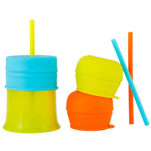 Boon SNUG Straw with Cup, Choose Your Color