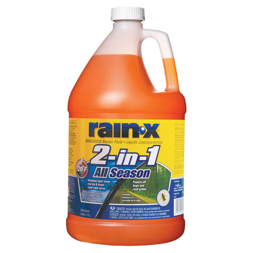 Rain-X -20F 2-In-1 All-Season Washer Fluid