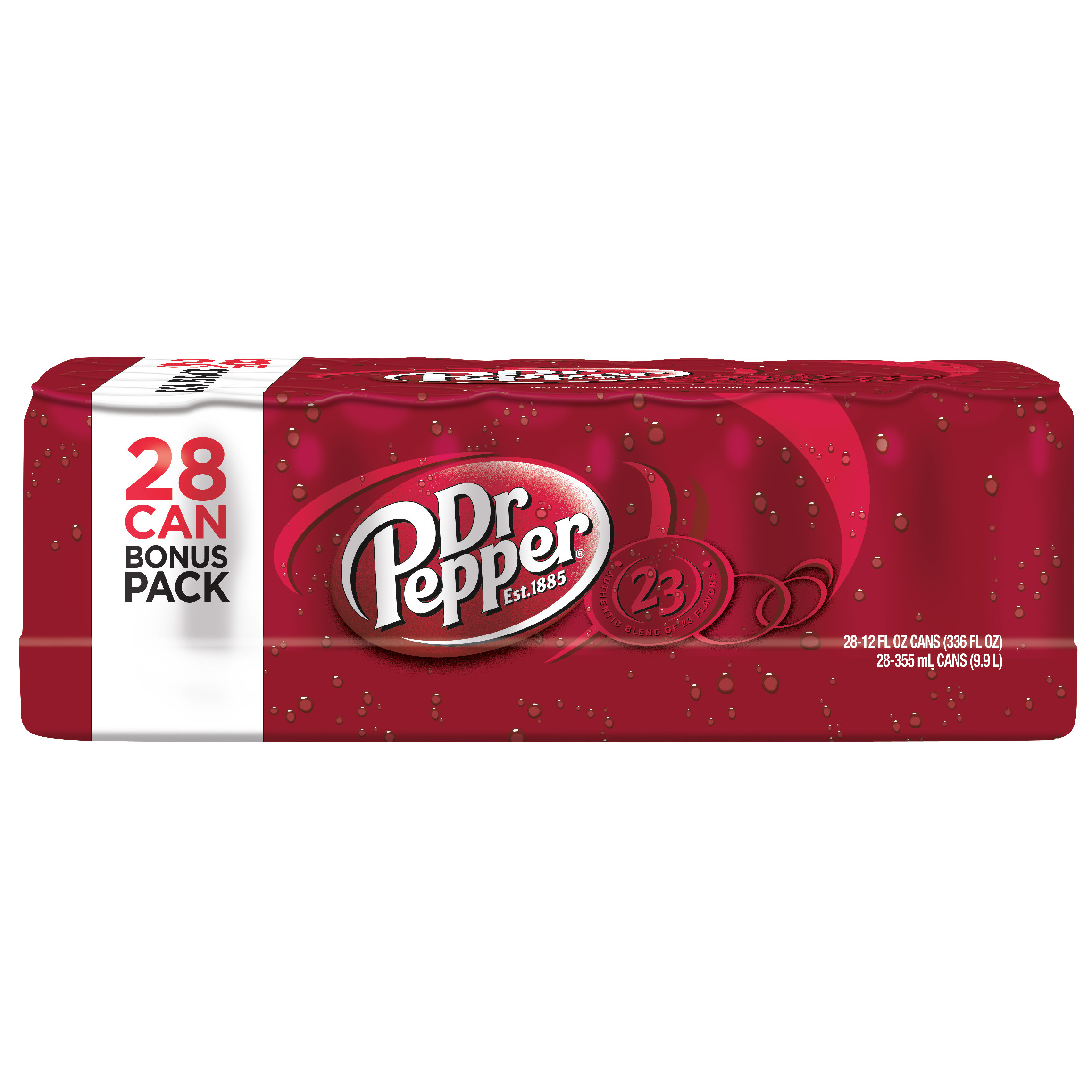 Dr Pepper, 12 fl oz, 28 pack