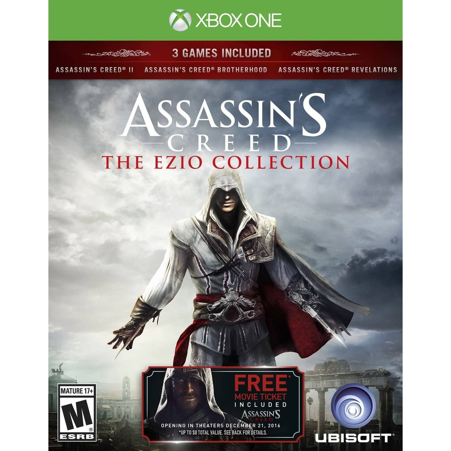 Assassin's Creed The Ezio Collection Xbox One by Ubisoft