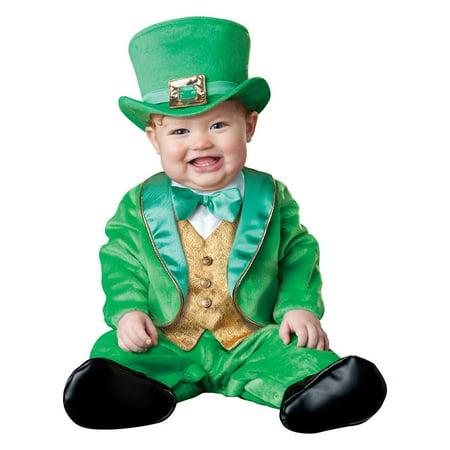Leprechaun Costumes (Infant Lil' Leprechaun Costume by Incharacter Costumes LLC)