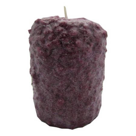 Star Hollow Candle Company Mulberry Pillar Candle