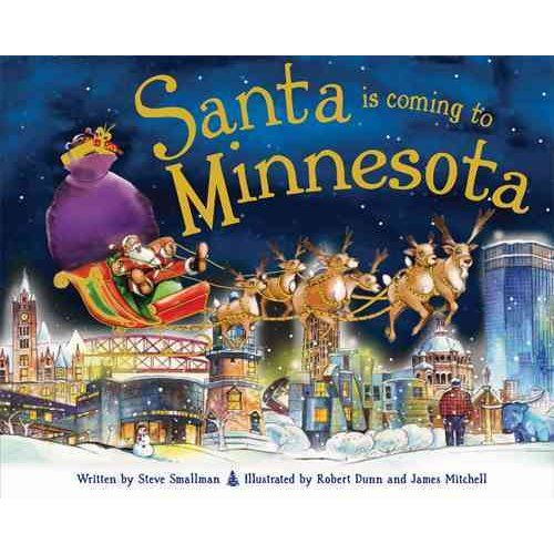 Santa Is Coming to Minnesota