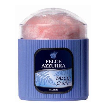 Talcum Powder Halloween (Felce Azzurra Talcum Powder with Puff Classic 250gr.)