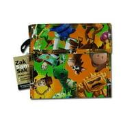 Zak! Disney Toy Story Sammy Sak (Sandwich Sack)