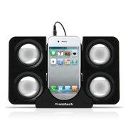 Naztech N40 Universal Portable Speaker with 3.5mm Audio - Black - Retail (N40-11915)