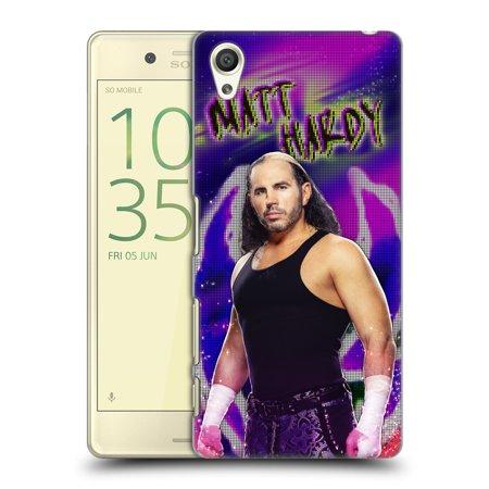 OFFICIAL WWE MATT HARDY HARD BACK CASE FOR SONY PHONES 1