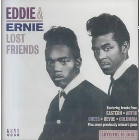 Eddie & Ernie Lost Friends CD - image 1 de 1