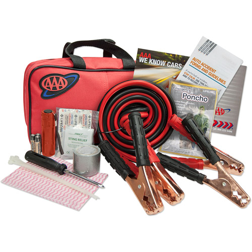 AAA Emergency Road Kit - 42 Piece