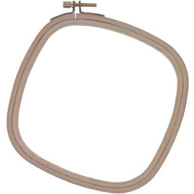 "Frank A. Edmunds Wood Embroidery Hoop 8"" 1 Piece(s)"