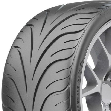Federal 595RS-RR Street Legal Racing Tire Tire - 255/40R17 - Racing Tubular Tire