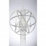 ZEEV P30012-6-SW Cascade Ceiling Pendant Lighting