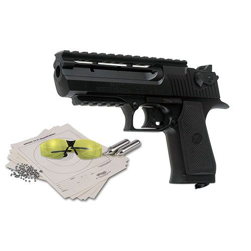 Baby Desert Eagle Black Kit .177