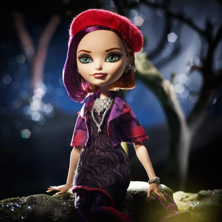 EVER AFTER HIGH THROUGH THE WOODS POPPY DOLL - Walmart.com