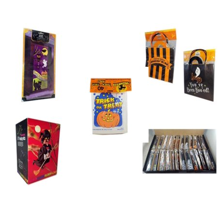 Halloween Fun Gift Bundle [5 Piece] - Happy  Door Panel -