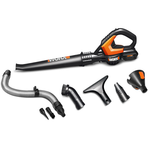 Worx 32V 120MPH Lithium Ion Blower