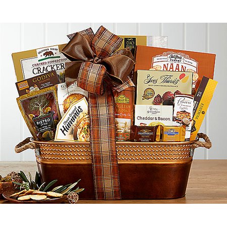 The Connoisseur Gourmet Gift Basket](Halloween Gift Basket Uk)