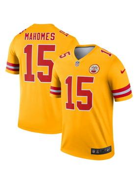 Patrick Mahomes Kansas City Chiefs Nike Inverted Legend Jersey - Gold