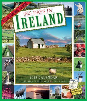 365 Days in Ireland Picture-a-Day 2018 Calendar - Walmart.com