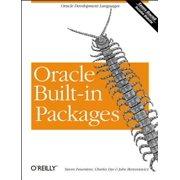 Oracle Built-in Packages - eBook