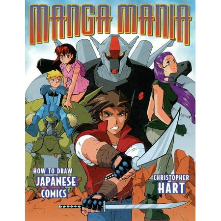 Watson-Guptill Manga Mania Book How to Draw Japanese Comic
