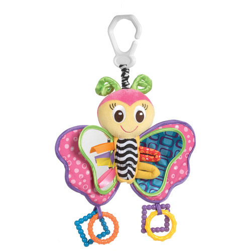 Playgro Blossom Butterfly Activity Friend