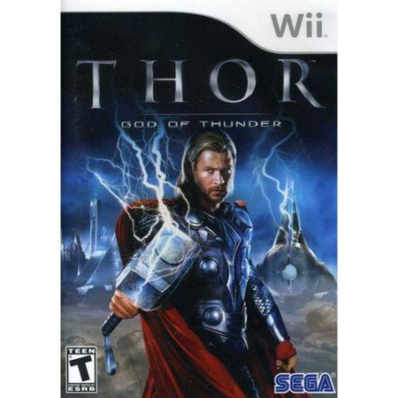 Thor: God of Thunder - Nintendo Wii