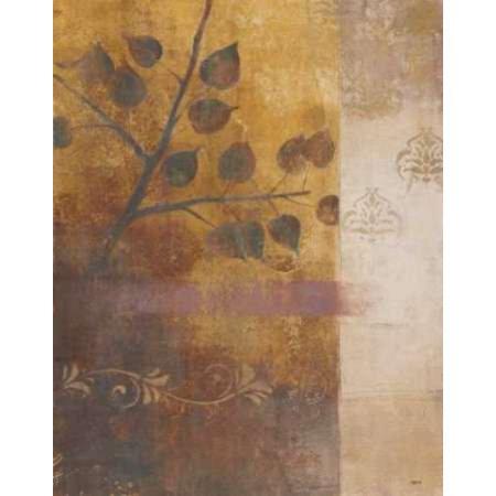 Woodland Shadows (Woodland Shadows II Poster Print by Cheryl Martin)