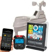 AcuRite Wireless Weather Station w Bonus Portable Lightning Detector (01036M)
