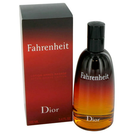 Christian Dior FAHRENHEIT After Shave for Men 3.3 oz ()