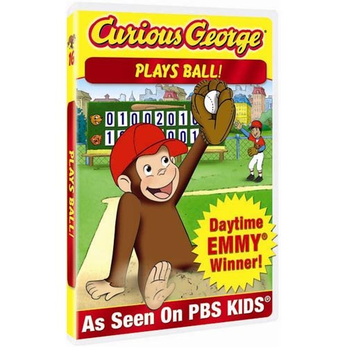 Curious George: Plays Ball! (Widescreen)