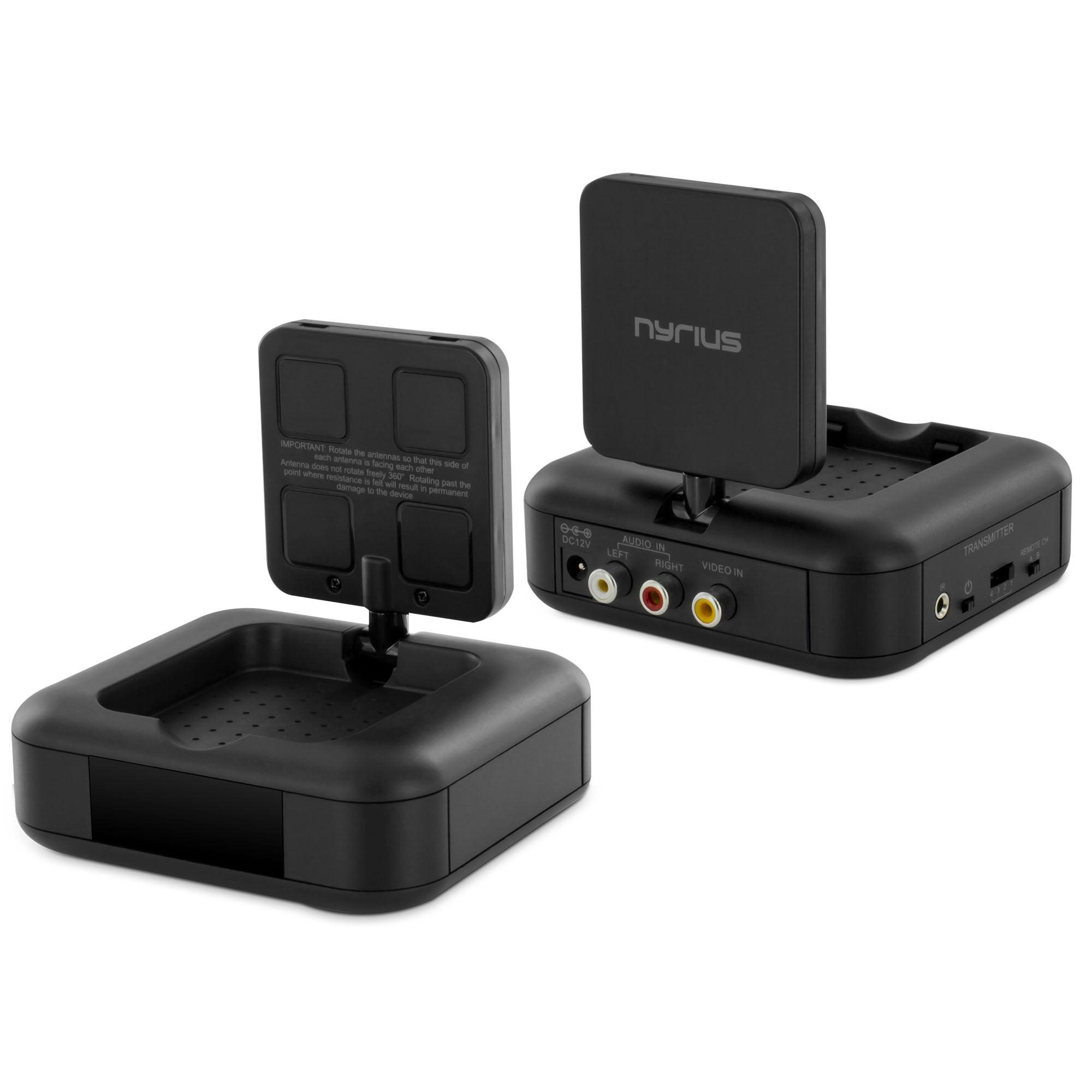 Wireless Tv Channel Wire Center Moonphasesdiagram1jpg Nyrius 5 8ghz 4 Video Audio Sender Transmitter Rh Walmart Ca Verizon