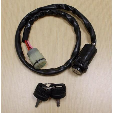 New 2005-2013 Honda TRX 400 TRX400 X TRX400EX ATV OE Ignition Switch With Keys