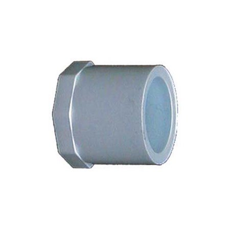 GenovaProducts PVC Sch. 40 Plug (Set of 10) ()