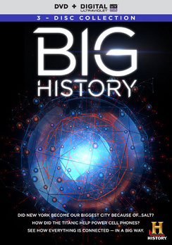 BIG HISTORY (DVD W ULTRAVIOLET) (WS ENG SPAN SUB ENG SDH 5.1 DOL DIG 3DISC) (DVD) by A&E Home Video