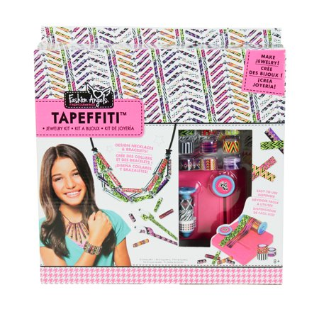 Fashion Angels Tapeffiti Bead Jewelry Making Craft Set