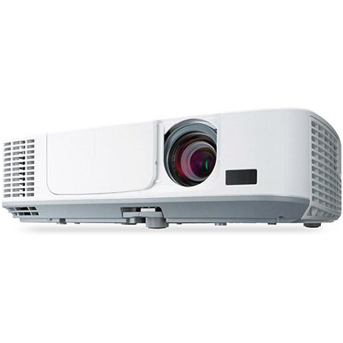 NEC Display 3100-Lumen Widescreen Portable Projector