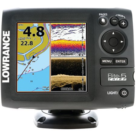 Lowrance Elite5 CHIRP Fishfinder with 83200 455800kHz Skimmer – Lowrance Elite 5x Wiring-diagram