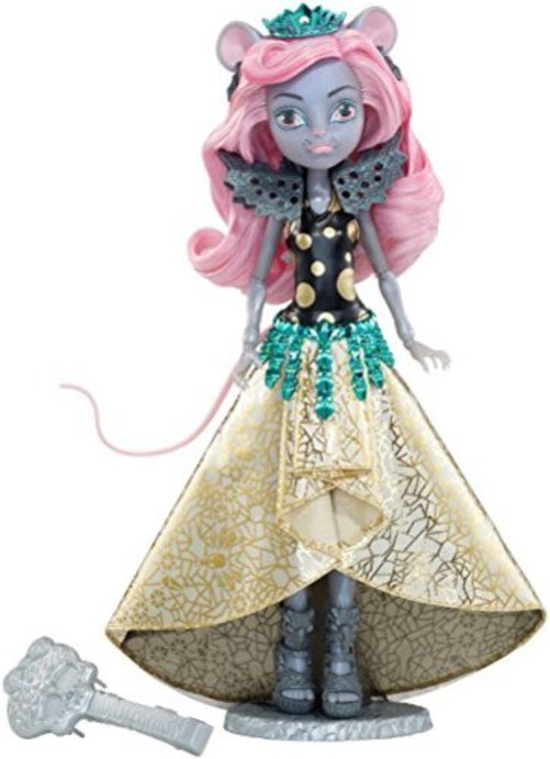 Monster High Boo York, Boo York Gala Ghoulfriends Mouscedes King Doll by n/a