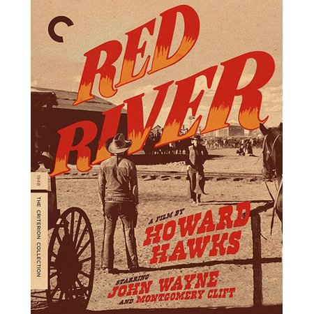 Red River (Criterion Collection) (Blu-ray)