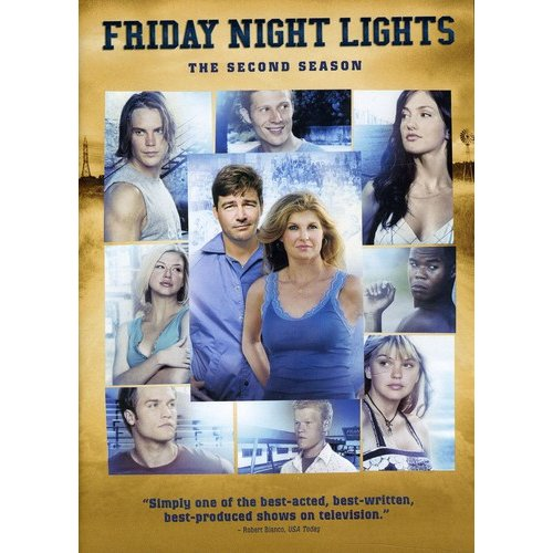 Friday Night Lights: The Second Season (Widescreen)