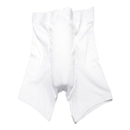 3 Pack of the Small White Stashitware Men s Hidden Stash Pocket Underwear  Boxer Brief 100% Cotton e9ddf5d36