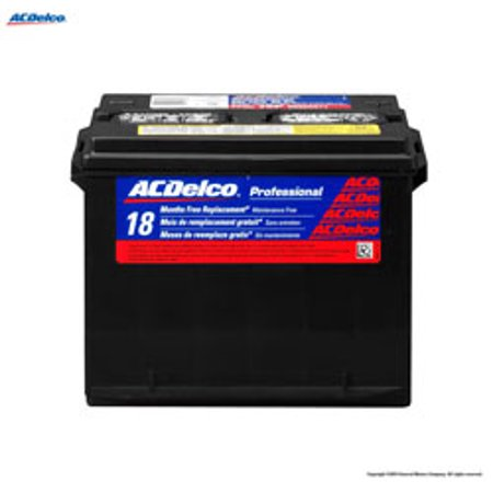 Ac Delco Battery >> Replacement For Ac Delco 75p Replacement Battery Walmart Com