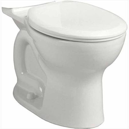 American Standard 3517B.101.020 Cadet Pro Right-Height Round Front Bowl, Available in Various Colors American Standard Neo Angle