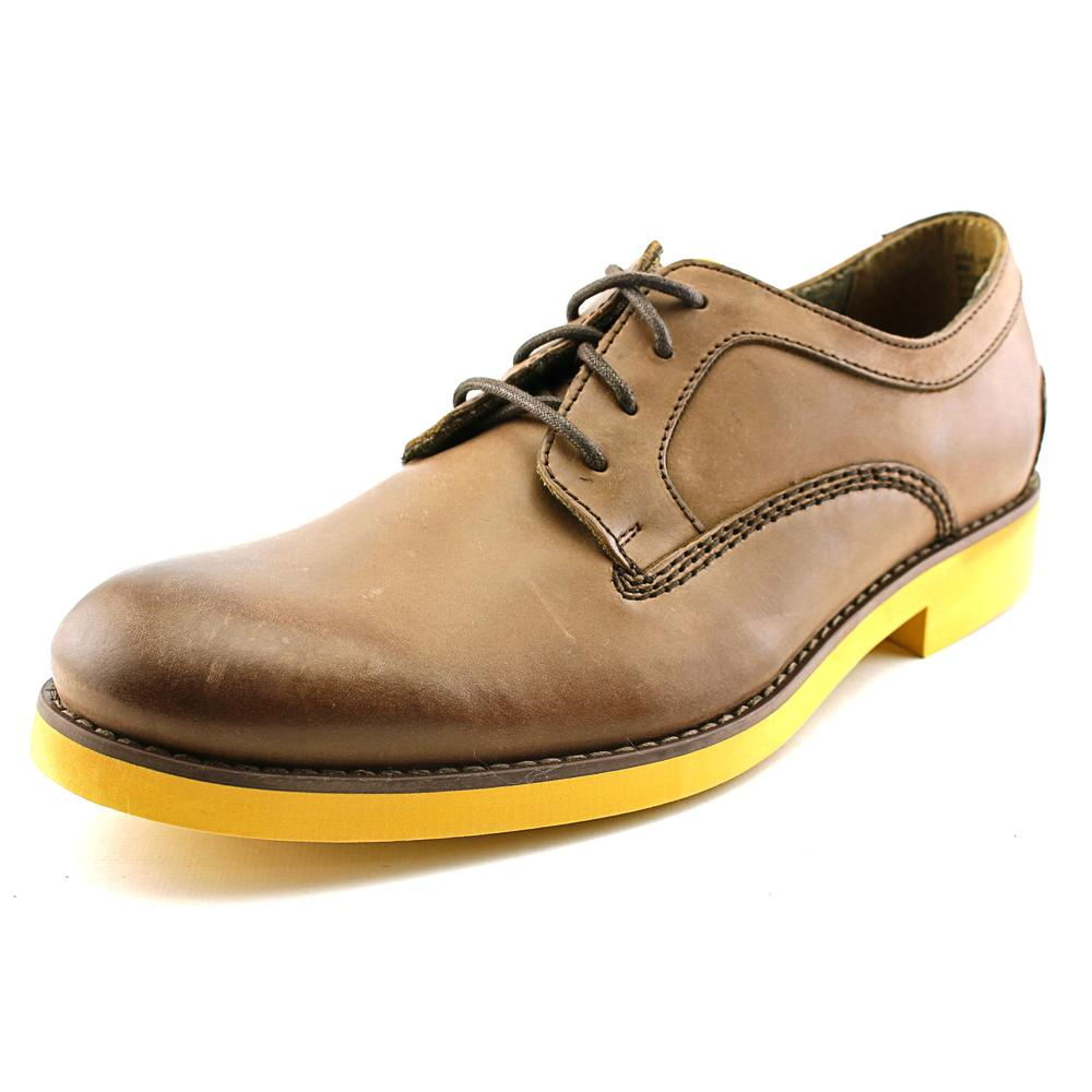 Wolverine Theo   Round Toe Leather  Oxford