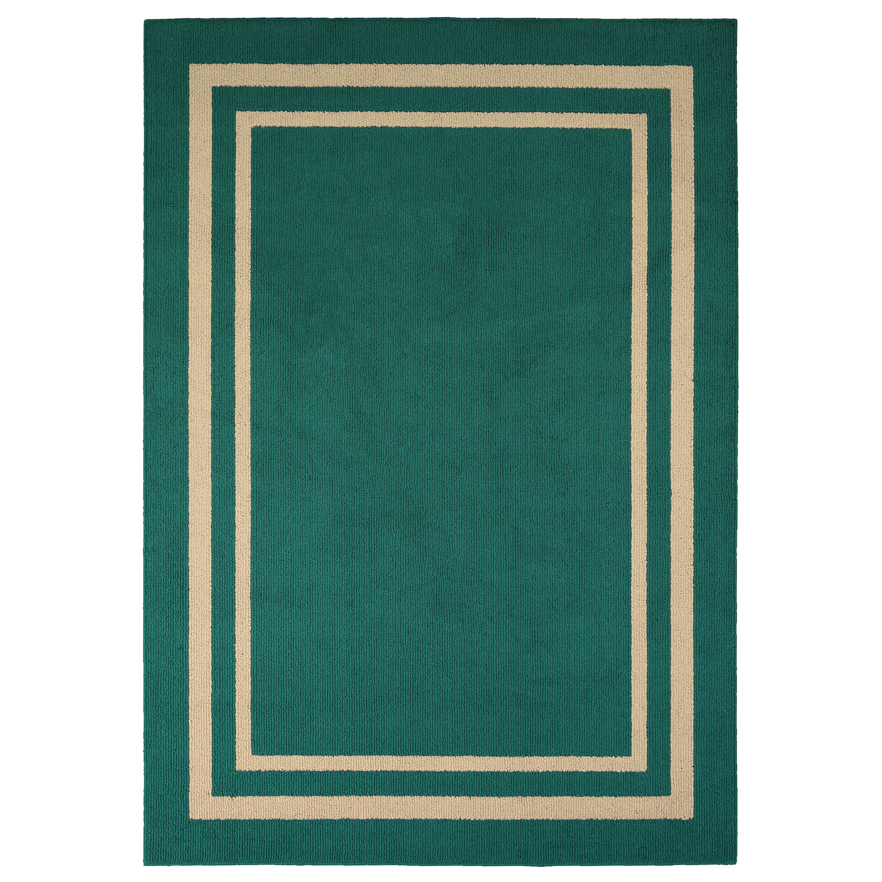 Mainstays Frame Border Area Rug or Runner, Multiple Sizes and Colors