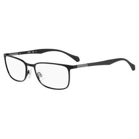 Optical frame Hugo Boss Metal Matt Black (BOSS 0828 YZ2) - Walmart.com