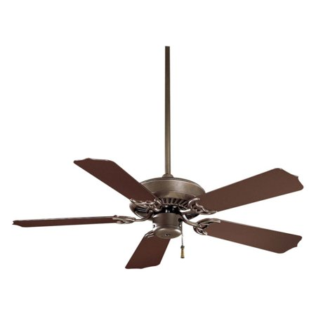 Minka Aire F572-ORB Sundance 42 in. Indoor / Outdoor Ceiling Fan - Oil Rubbed Bronze Minka Aire Bronze Oil Rubbed Ceiling Fan