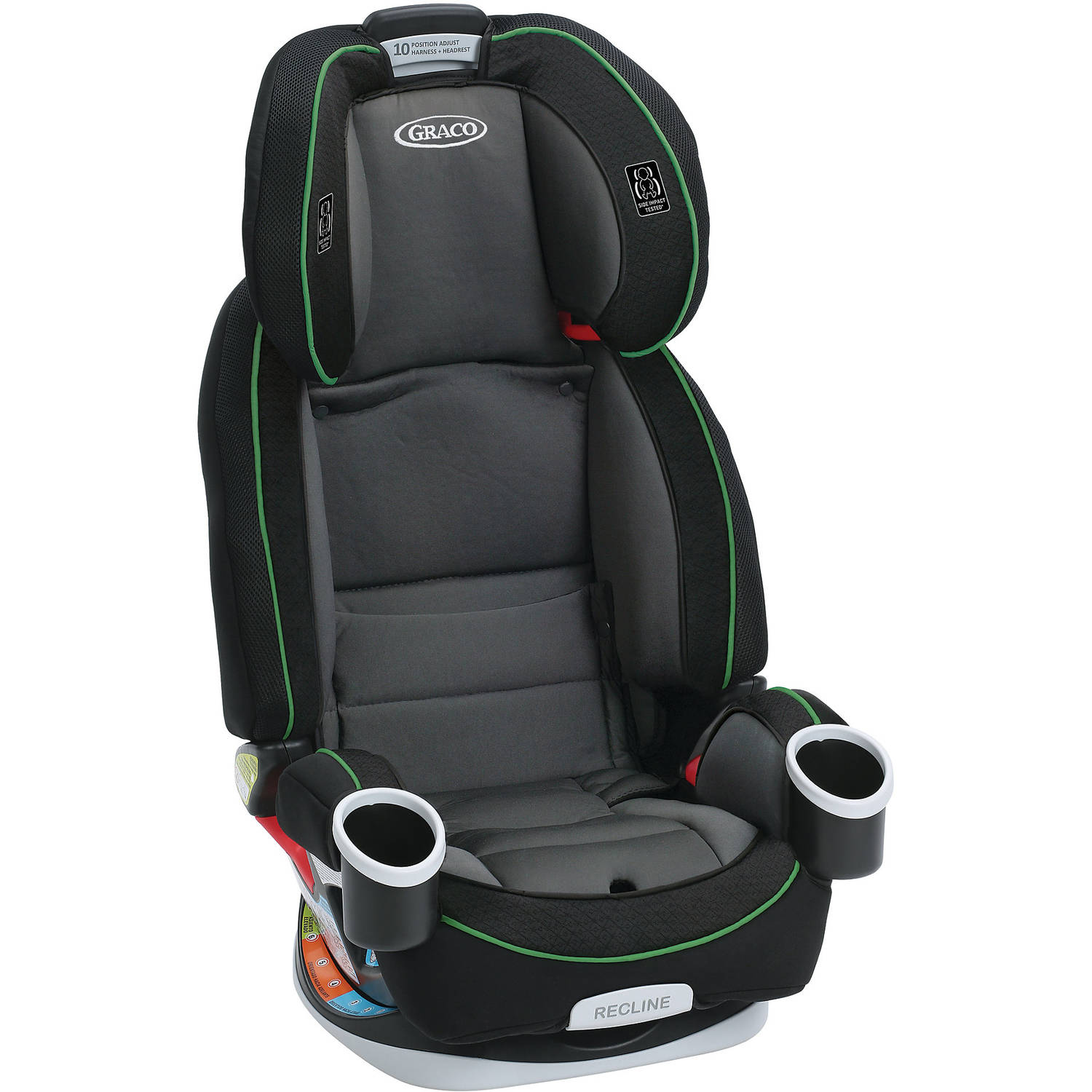 Graco 4Ever All-in-1 Convertible Car Seat, Choose Your Pattern ...