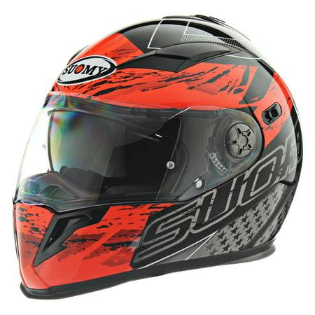 Suomy Halo Drift Red Helmet - Buy Halo Helmet